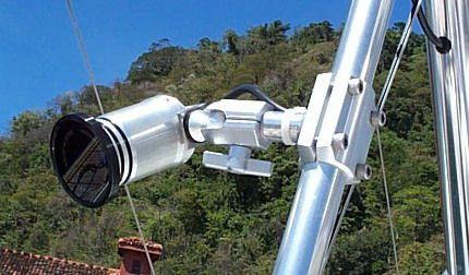 Цифровая  IP-камера внешней установки