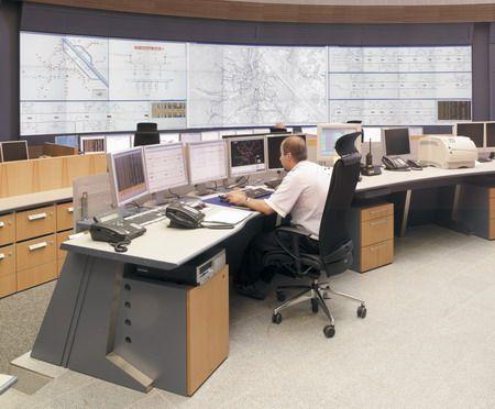 Диспетчерская  управления производственным процессом