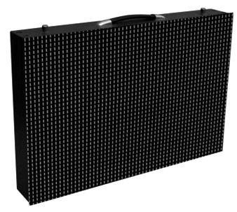 Ситуационный центр. LED модуль для построения видеостены