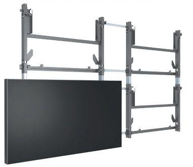 Ситуационный центр. Сборка видеостены из LCD модулей